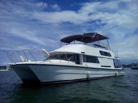 MV Skylark - Gold Coast Charter Boat