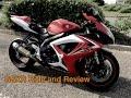 Suzuki GSXR 600 Ride and Review