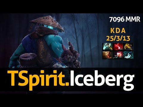 Dota 2 - Patch 6.86 : Learn Play Storm spirit - Teacher Iceberg