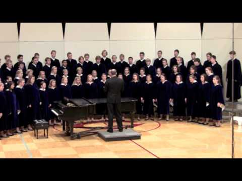 The Concordia Choir (Moorhead, MN) Psalm 50, F. Melius Christiansen