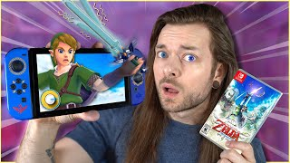 I CHANGED my Opinion on Skyward Sword HD for Nintendo Switch