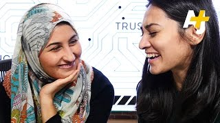Two Women Join An Online Muslim Dating Site