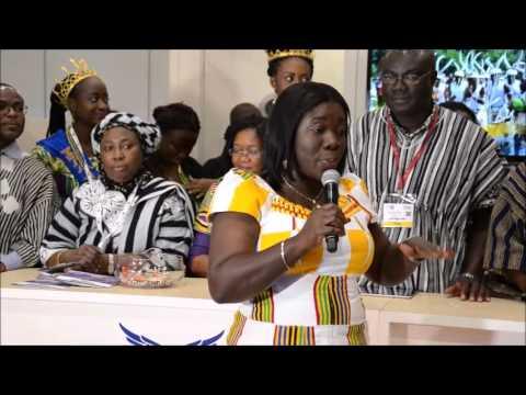 Highlights of Ghana Day Celebration @ World Travel Market 2015