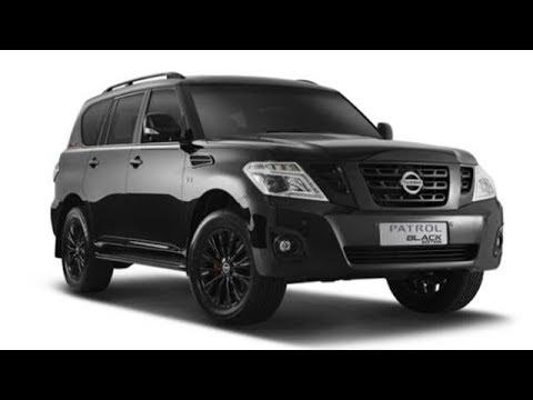Nissan Patrol 2018 2019 2020 - YouTube
