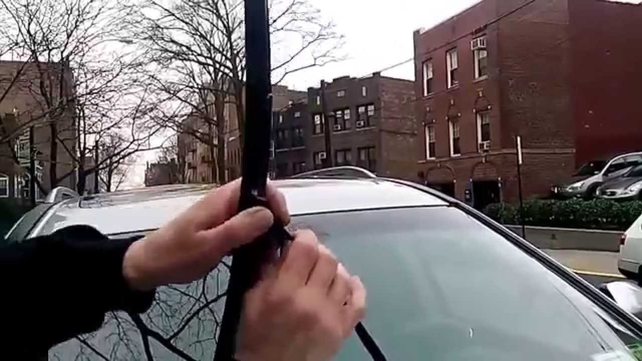 How To Replace Nissan Pathfinder Wiper Blades