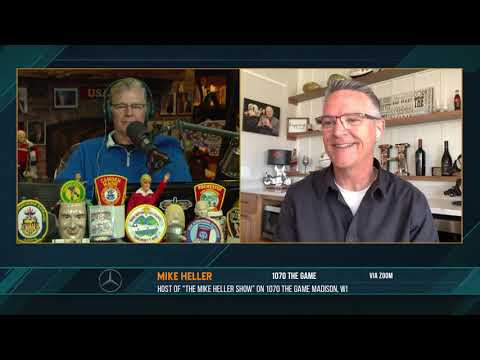 What's The Feeling Now Regarding If Aaron Rodgers Will Remain In Green Bay, Mike Heller? | 05/07/21