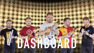 Dashboard - Modest Mouse Awesome Ukulele Cover!