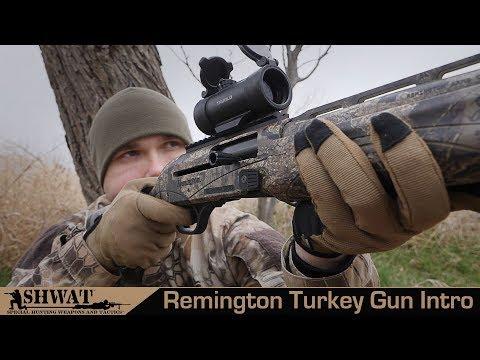 Turkey Season? Testing The Remington V3 Turkey Pro With TruGlo Optic