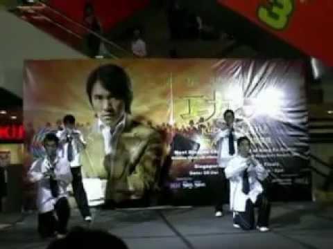 Singapore Kung Fu Idol Contest (Final) Team 4
