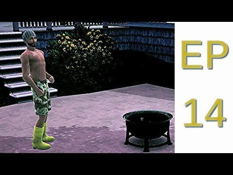 Sims 3 Hobo Life -EP14- Narcy Narc And The Funky Bunch
