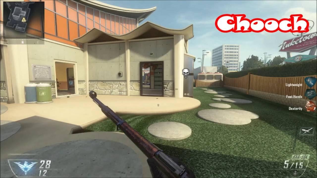 Call of Duty: Black Ops 2/Redacted - Kar98k