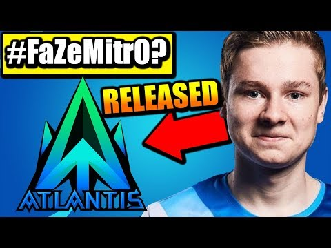 Mitr0 & Atlantis RESPOND To The HATE.. Mitr0 RELEASED! FaZe Mitr0?