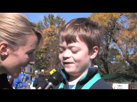 Highlights from the Medtronic Twin Cities Marathon