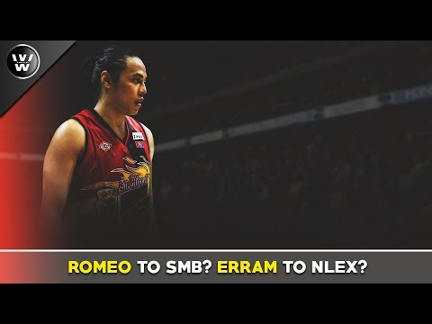 Terrence Romeo to San Miguel? JP Erram to NLEX? | Trade Rumors