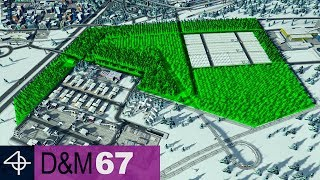 How to Optimize Industrial Production | Unmodded Cities: Skylines – Design and Manage, Part 67