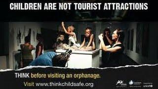 Joe Kann drehte in Kambodscha eine Dokumentation über den Waisenhaustourismus