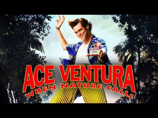 ACE  VENTURA 2: WHEN NATURE CALLS - Trailer (1995, English)