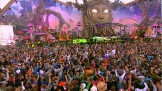 Tomorrowland 2011 Official Movie 1/2