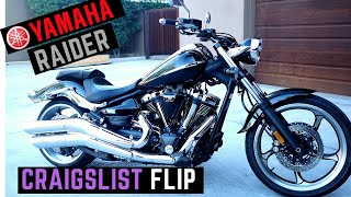 Buying Used Yamaha Raider 1900 on Craigslist | Ride, Review, Stock Exhaust