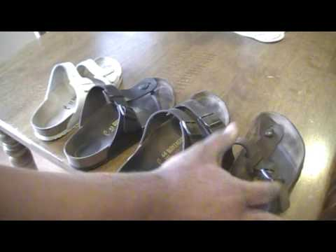 How to size Birkenstocks