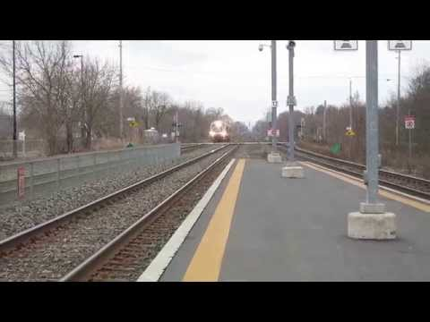 UNION PEARSON EXPRESS TESTING @ PORT CREDIT GO!!!!!!!! ( HD 1080p)