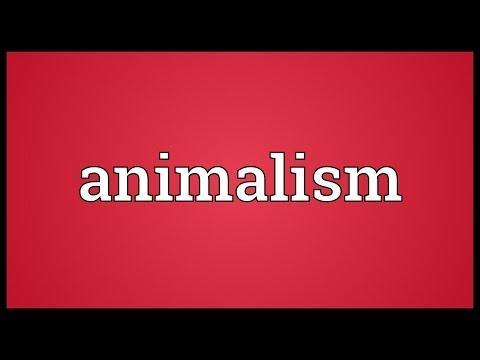 Header of animalism