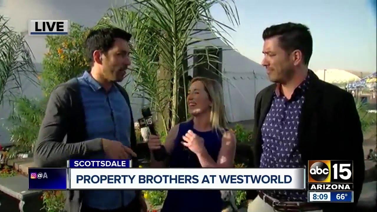 Property Brothers at Home and Garden Show this weekend ...