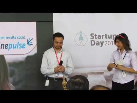 Capgemini Startup Day (Mumbai)- machinepulse