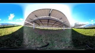 Bithenergy's Nixon Farm Solar 360 Video Experience