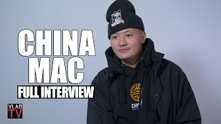 China Mac on Lil Wayne, DaBaby, Tekashi, Cassidy, Crips, Bloods, Latin Kings (Full Interview)