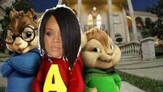 Unfaithful by Rihanna CHIPMUNK Mp3