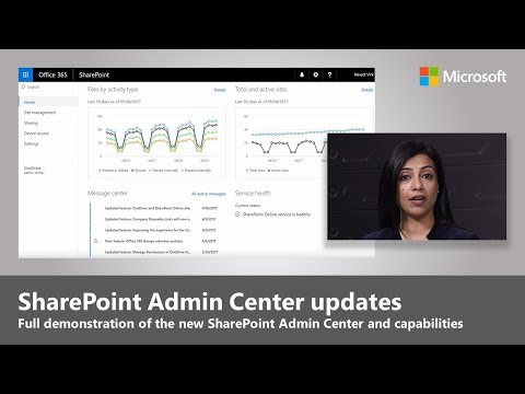 New admin controls for SharePoint and OneDrive for Business