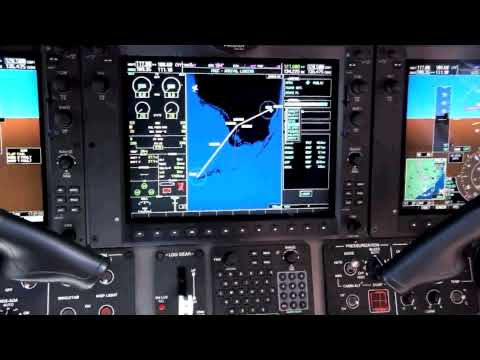 Phenom 100 Prodigy G1000 Navigation Walkthrough