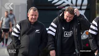 Rugby: Hansen on dropping All Blacks stars for Bledisloe Cup