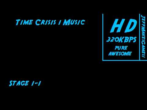 Time Crisis 1 Music - Stage 1-1