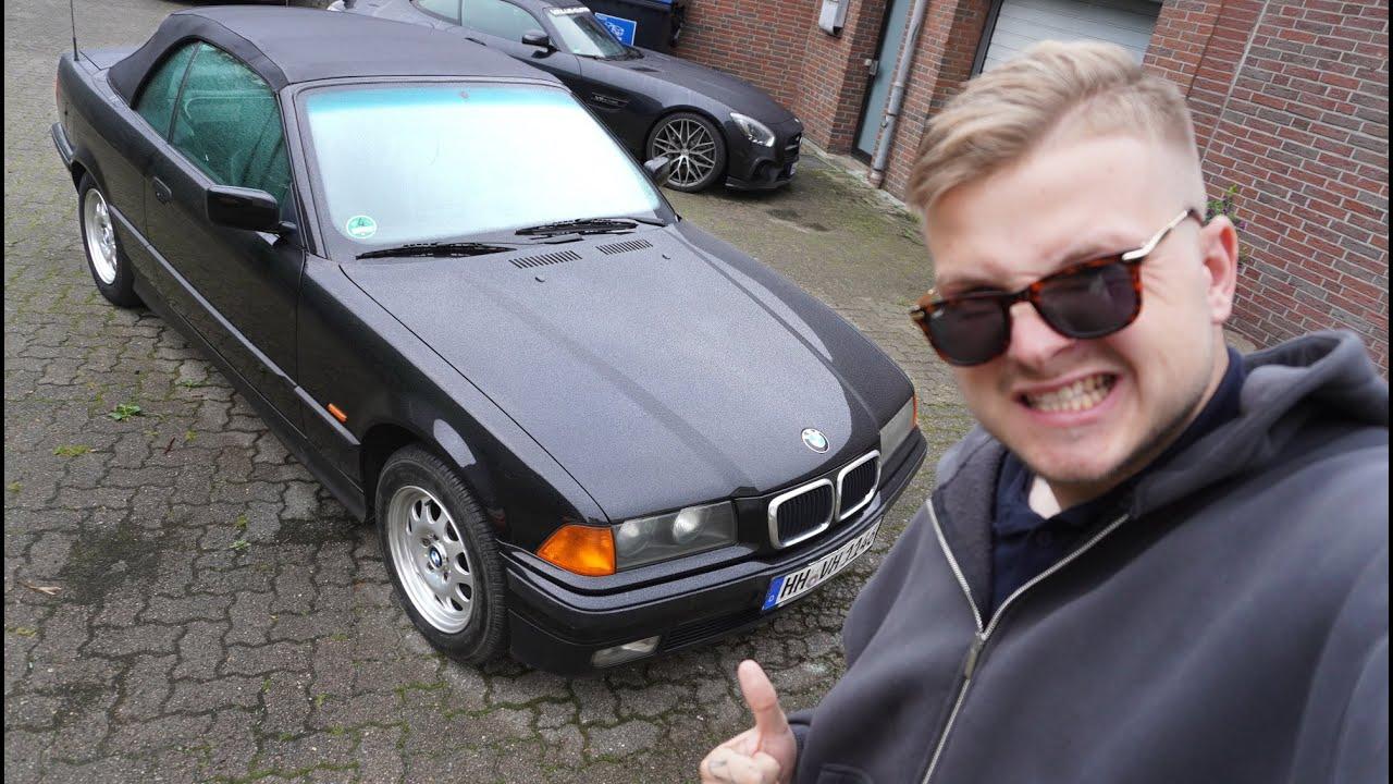 Günstiges E36 Cabrio gekauft