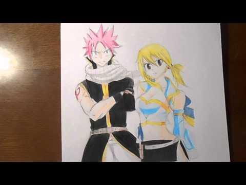 Мои рисунки аниме№2