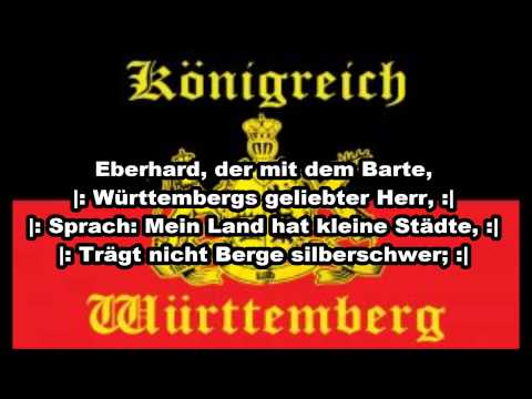 Württemberg Hymne