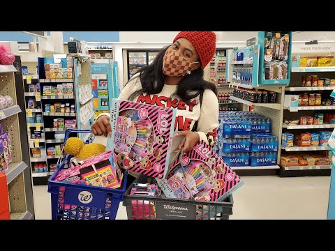 TOY CLEARANCE & LAST MINUTE CHRISTMAS SHOPPING! DOLLAR TREE | KOHLS | WALGREENS
