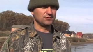 Іонуц Дмитро Миколайович розповідає про розведення риби у власному озері