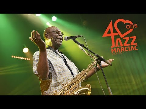 Manu Dibango @Jazz_in_Marciac 2017