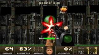 Doom Meets Contra