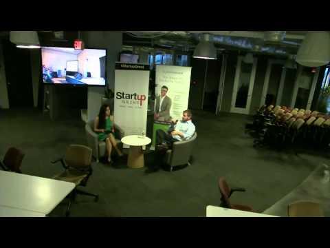 Startup Grind Austin Hosts Chris Gerritz (Infocyte)