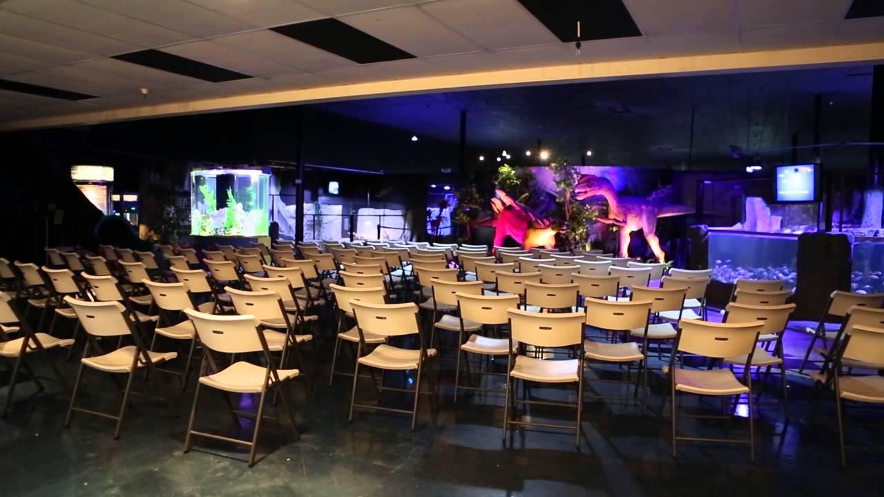 Austin Aquarium Private Events Youtube