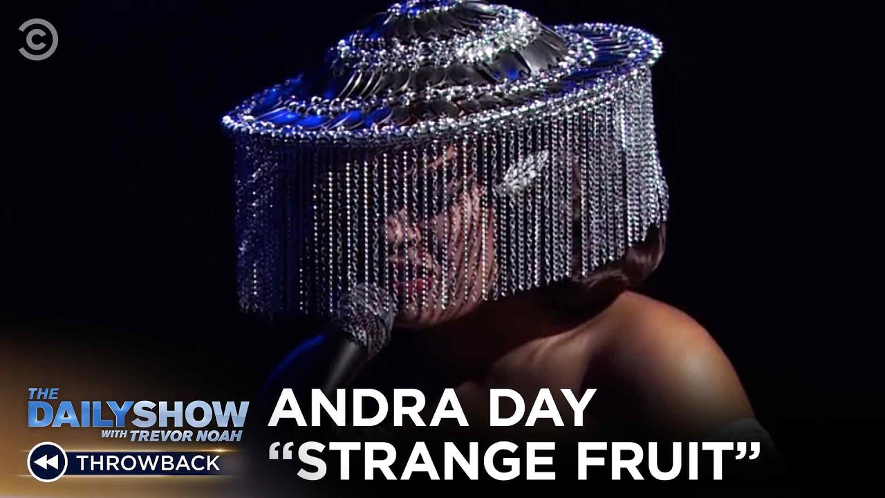 """Andra Day Covering Billie Holiday's """"Strange Fruit"""" 