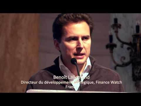 LES RMB 2015 - Panel Economie Social et Solidaire & Financement du développement