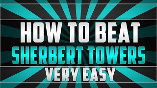Clash of Clans:: How To Beat Sherbert Towers Easy