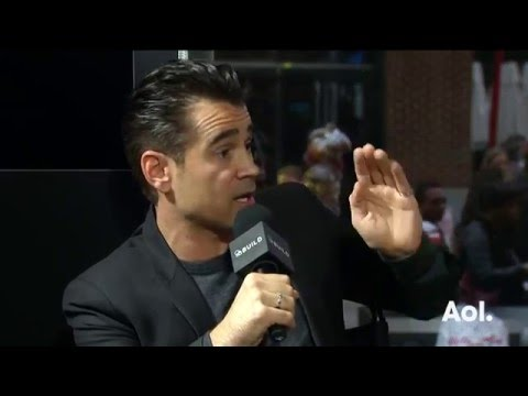 "Colin Farrell on Love in ""The Lobster"" 