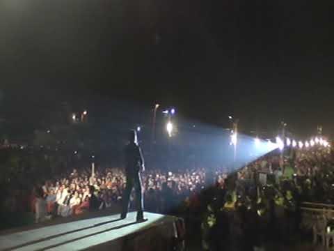Sajni live IIT Roorke India 1-11-09
