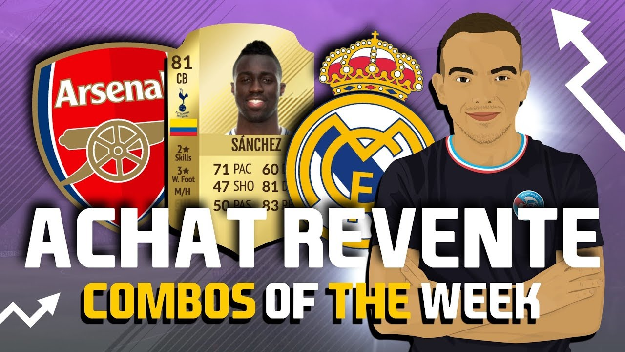 fut 18 achat revente les combos de la semaine qui rapportent gros totw 9 tech59 youtube. Black Bedroom Furniture Sets. Home Design Ideas